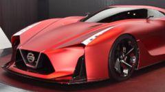 PHOTO: Nissan Concept 2020 Vision Gran Turismo