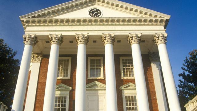 PHOTO: University of Virginia