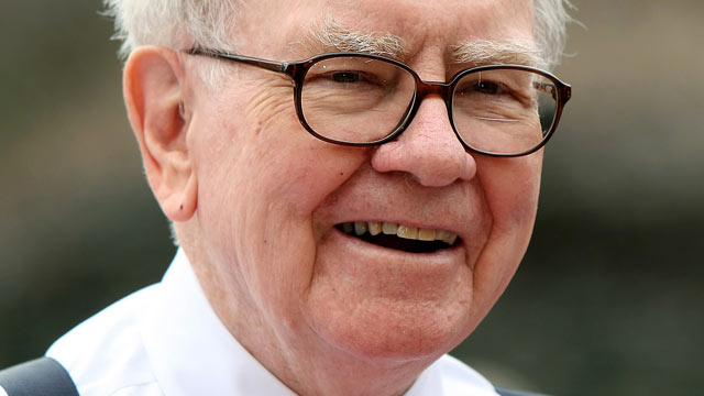 PHOTO: Warren Buffett,