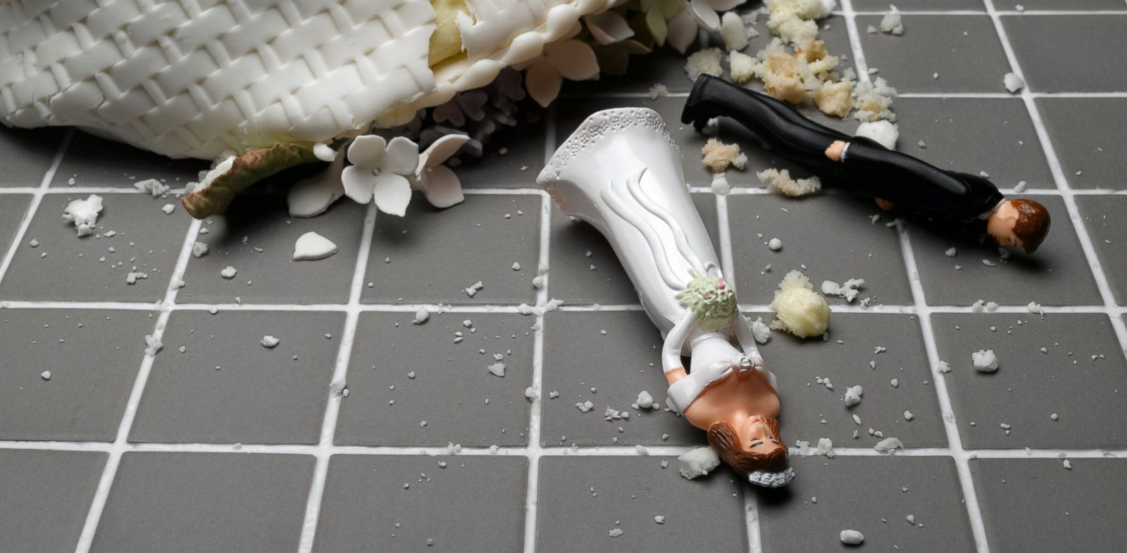 PHOTO: Wedding insurance is available in case wedding plans go awry.