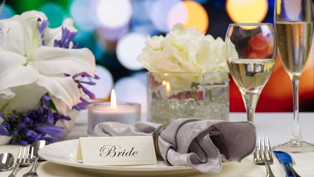 PHOTO: A good wedding planner can save you time and money spent on making uneducated decisions and costly mistakes.
