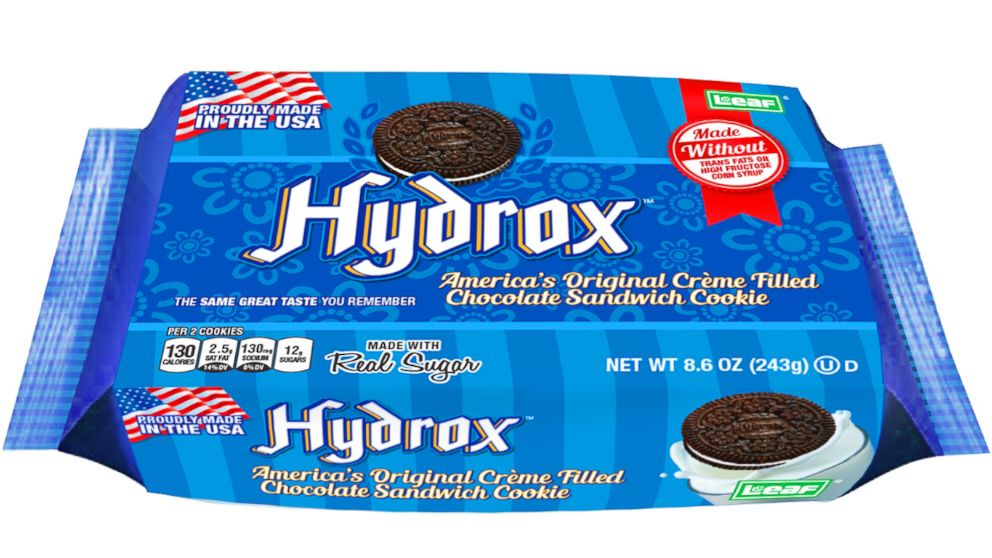 for hydrox cookie donald trump 39 s anti oreo comments mean more dough abc news. Black Bedroom Furniture Sets. Home Design Ideas
