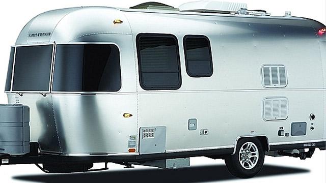 PHOTO: The Airstream Sport RV trailer