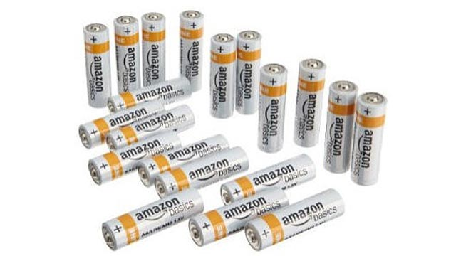 PHOTO:Generic products, like Amazon batteries, yields a higher profit for the store although sells for a lot less than the similar national brand.