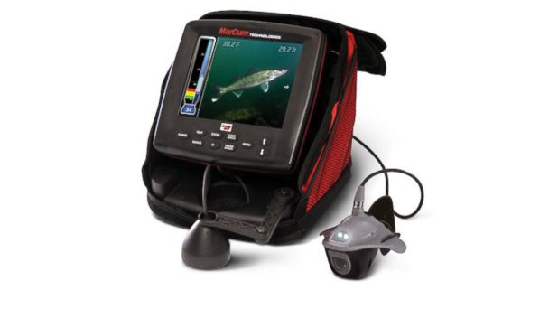 PHOTO: The Marcum LX-9 Sonar and Camera System is seen in this undated product shot.