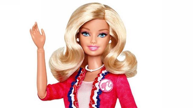 Barbie Gets Tattoos, Pink Bob