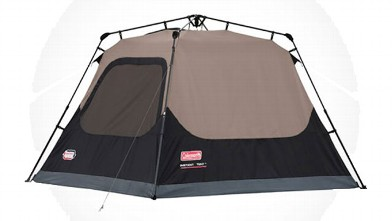 PHOTO:A Coleman Instant Tent is pictured in this undated file photo.