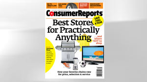 Consumer Reports July issue