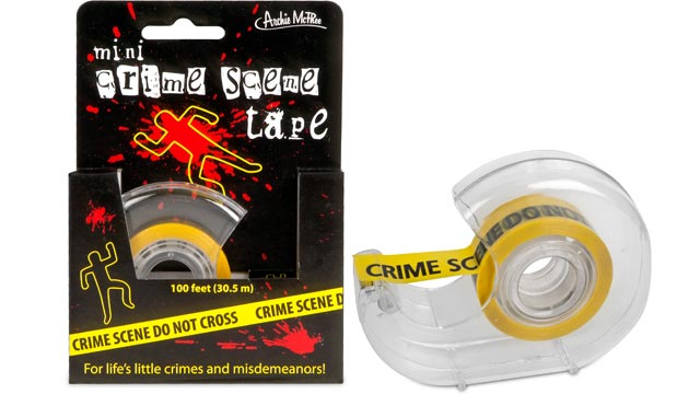 PHOTO: Crime Scene Tape