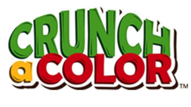 PHOTO: Logo for Crunch a Color.