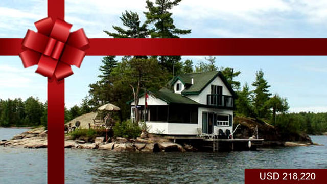 PHOTO: Dokis Marina, Ontario ? CAD$ 218,220 <p itemprop=