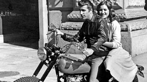 ht fonzie triumph trophy tr5 ll 111011 wblog The Fonzs Motorcycle From Happy Days Up For Auction