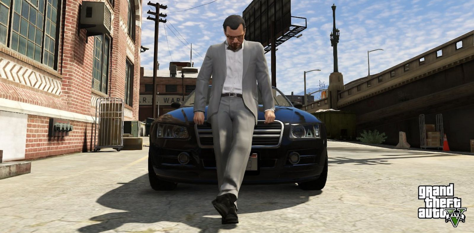 PHOTO: Playstation video game, Grand theft Auto V, made 800 million dollars the first day it was for sale, Sept. 18, 2013.
