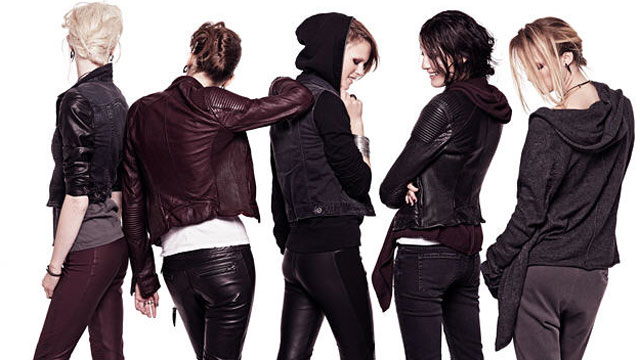 PHOTO: Seen here is the Dragon Tattoo clothing line featured at H&M retail stores.