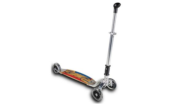 PHOTO: This K2 Sports Revo Kick Scooter was recalled Dec. 4, 2013.
