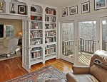 Luxury Homes With Libraries For Sale