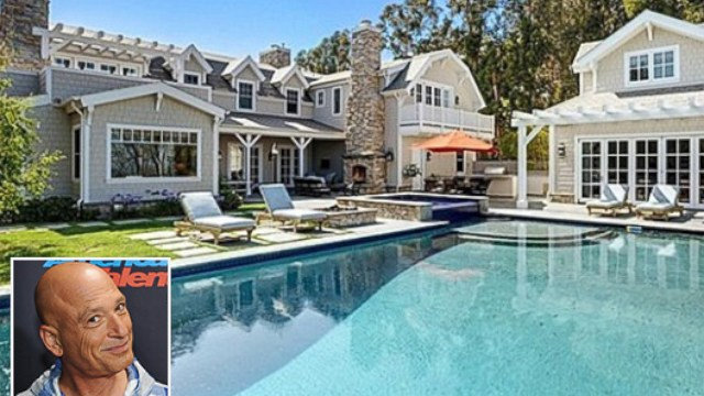In photos howie mandel sells jaw dropping malibu home for Howie at home