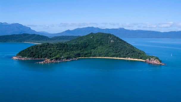 Hinchenbrook Island in the Great Barrier reef off the coast of Australia is for sale for 4.3 million US dollars.