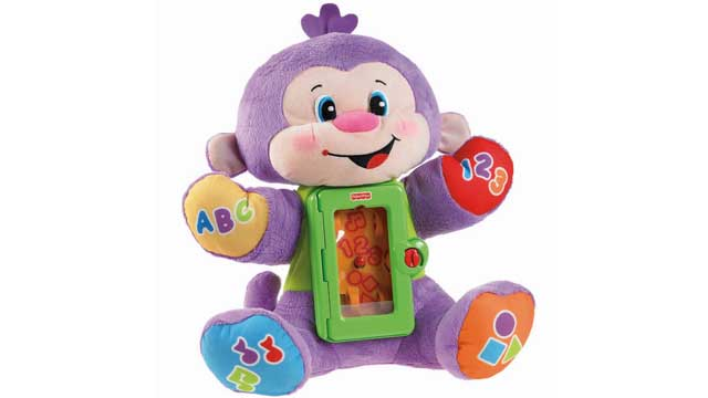 PHOTO: Campaign for a Commercial-Free Childhood released its selection of the toys that it believes embody the worst the marketplace has to offer, featuring the Fisher Price Apptivity monkey by Fisher Price.