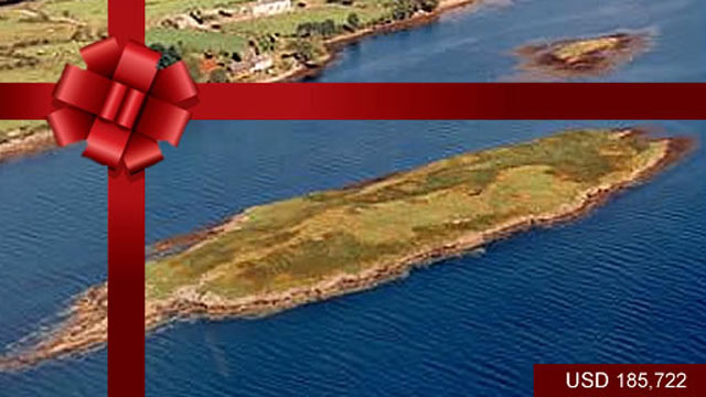 PHOTO: Mannions Island, West Cork ? USD$ 185,722 <p itemprop=