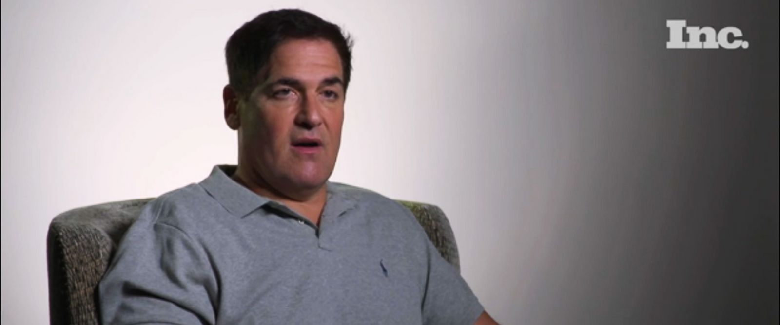 PHOTO: Dallas Mavericks owner Mark Cuban is seen in this video grab during an interview at Inc.s GrowCo Conference in Nashville, Tenn. on May 21, 2014.