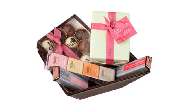 PHOTO: Neuhaus Chocolate