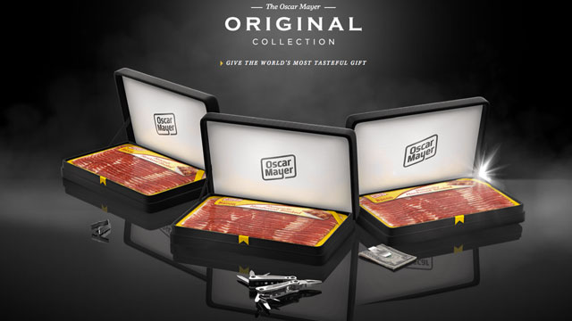PHOTO: Oscar Meyer Bacon is a fun gift for Father's Day.