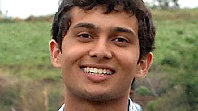 PHOTO: CEO Rujul Zaparde, 18, is one of three co-founders who launched FlightCar.