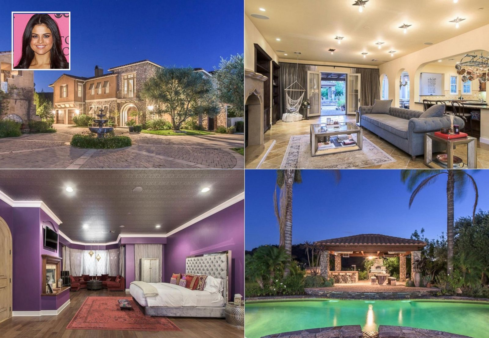 selena gomez lists california home for 4 5 million