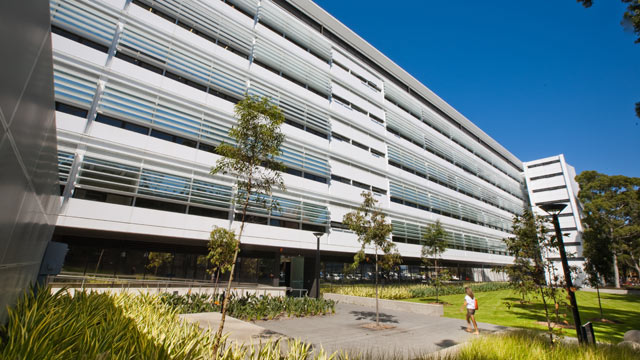 PHOTO: The Australian School of Business building at the University of New South Wales.