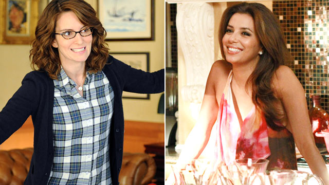 PHOTO: Tina Fey and Eva Longoria are among the highest paid TV actresses.