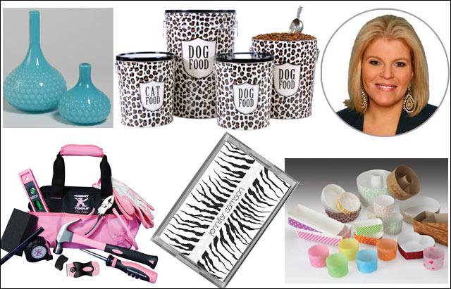 PHOTO: Top left clockwise: Bulb Blue Vase, Harry Barker, Welcome Home Brand, Erin Condren, Tomboy Tools.
