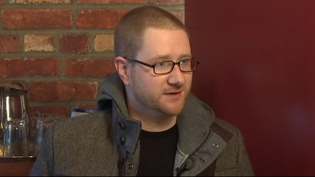 VIDEO: Seattle barista Matt Watson was fired for complaining about customers in his anonymous blog.