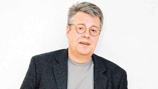 PHOTO: Stieg Larsson is shown in this file photo.