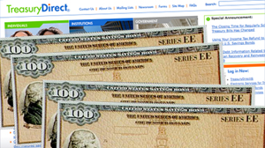 Extra money from your savings bonds.