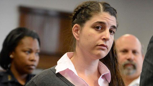 PHOTO: Former dot-com millionaire Jennifer Sultan in Manhattan Supreme Court, July 2012.