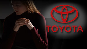 Photo: Woman Sues Toyota Over Terrifying Prank: Lawsuit Claims Woman Believed She Was Being Stalked Thanks to Toyotas Marketing Prank