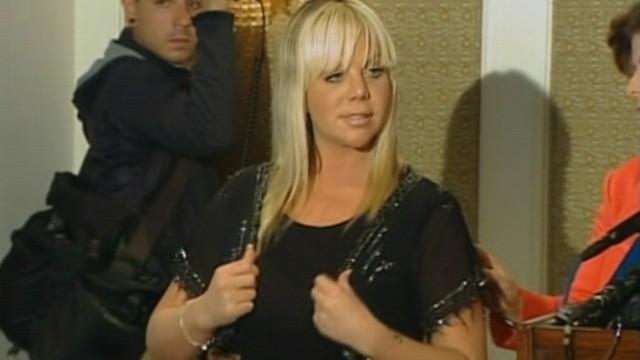 VIDEO: Lauren Odes, 29, accuses her bosses at a lingerie wholesaler of discrimination.