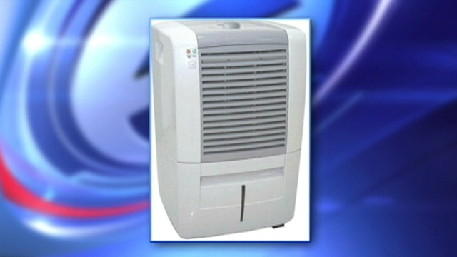 VIDEO: About 2.2 million of the dehumidifiers were sold in the U.S. and 52,500 were sold in Canada.