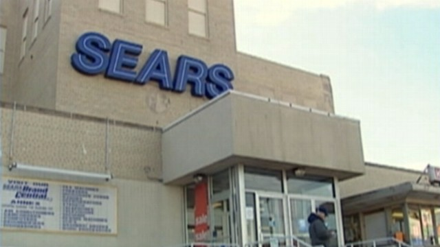 VIDEO: The nationwide retail giants blame poor holiday sales for the closings.