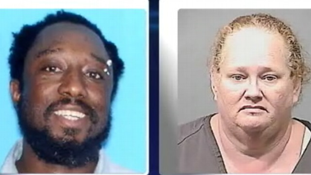 VIDEO: Florida police say Sharon Reynolds Bell drove getaway car in bank robbery.