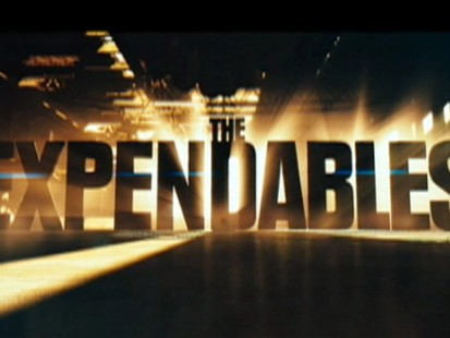 Video: Movie trailer for The Expendables.