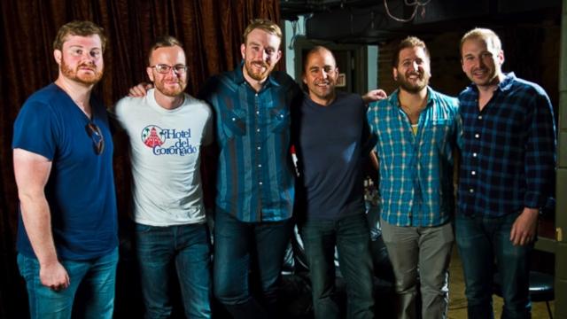 VIDEO: Bronze Radio Return Interview