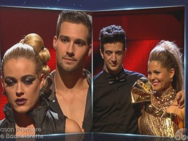DWTS FINALS: James Maslow Eliminated