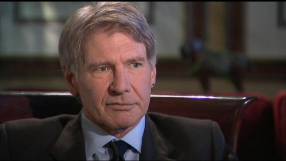 VIDEO: Harrison Ford Loves the Freedom of Flight