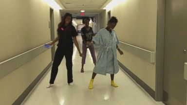 VIDEO: Pregnant Woman Whip Nae Naes Between Contractions