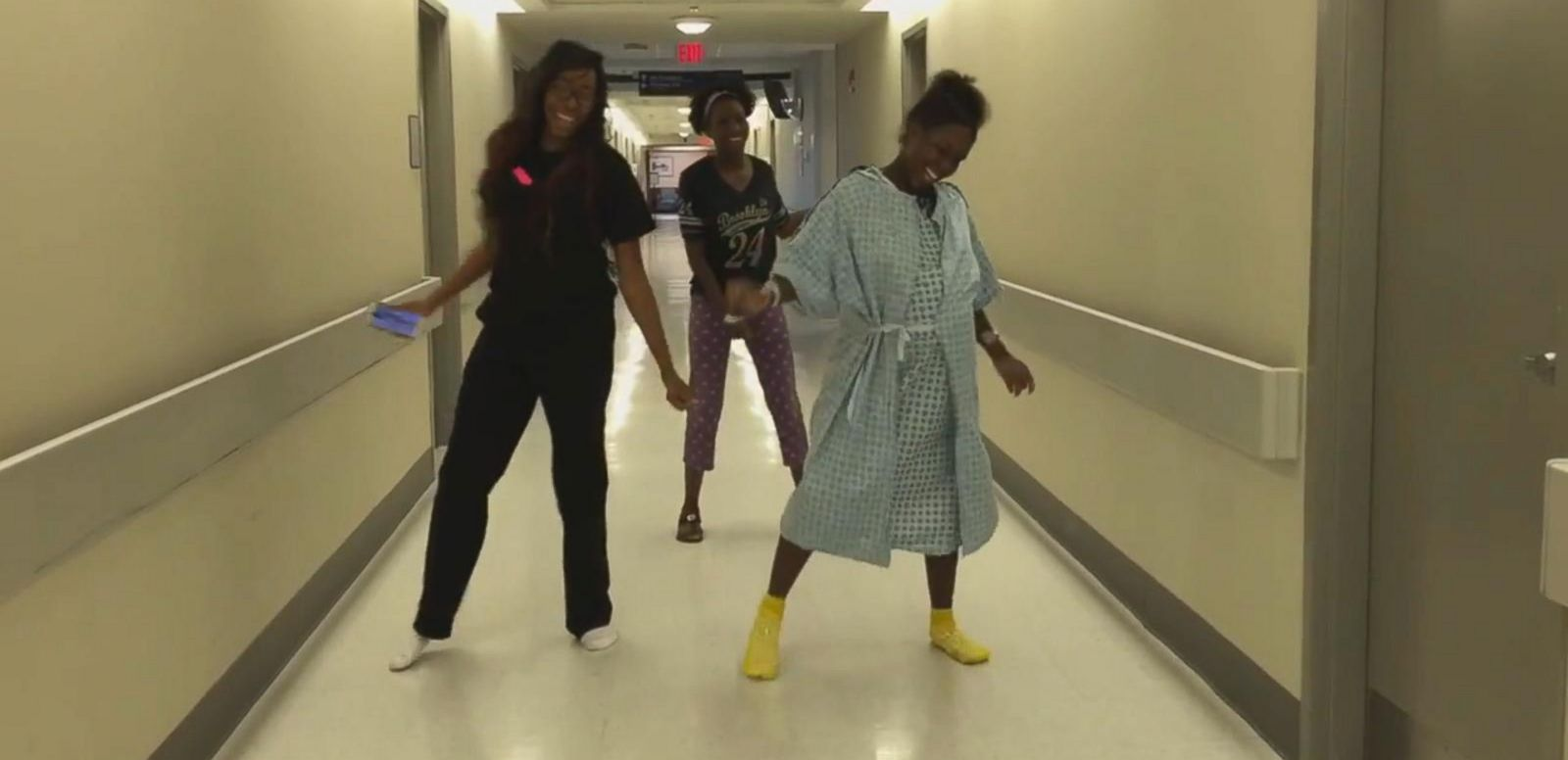 VIDEO: Pregnant Woman 'Whip Nae Naes' Between Contractions