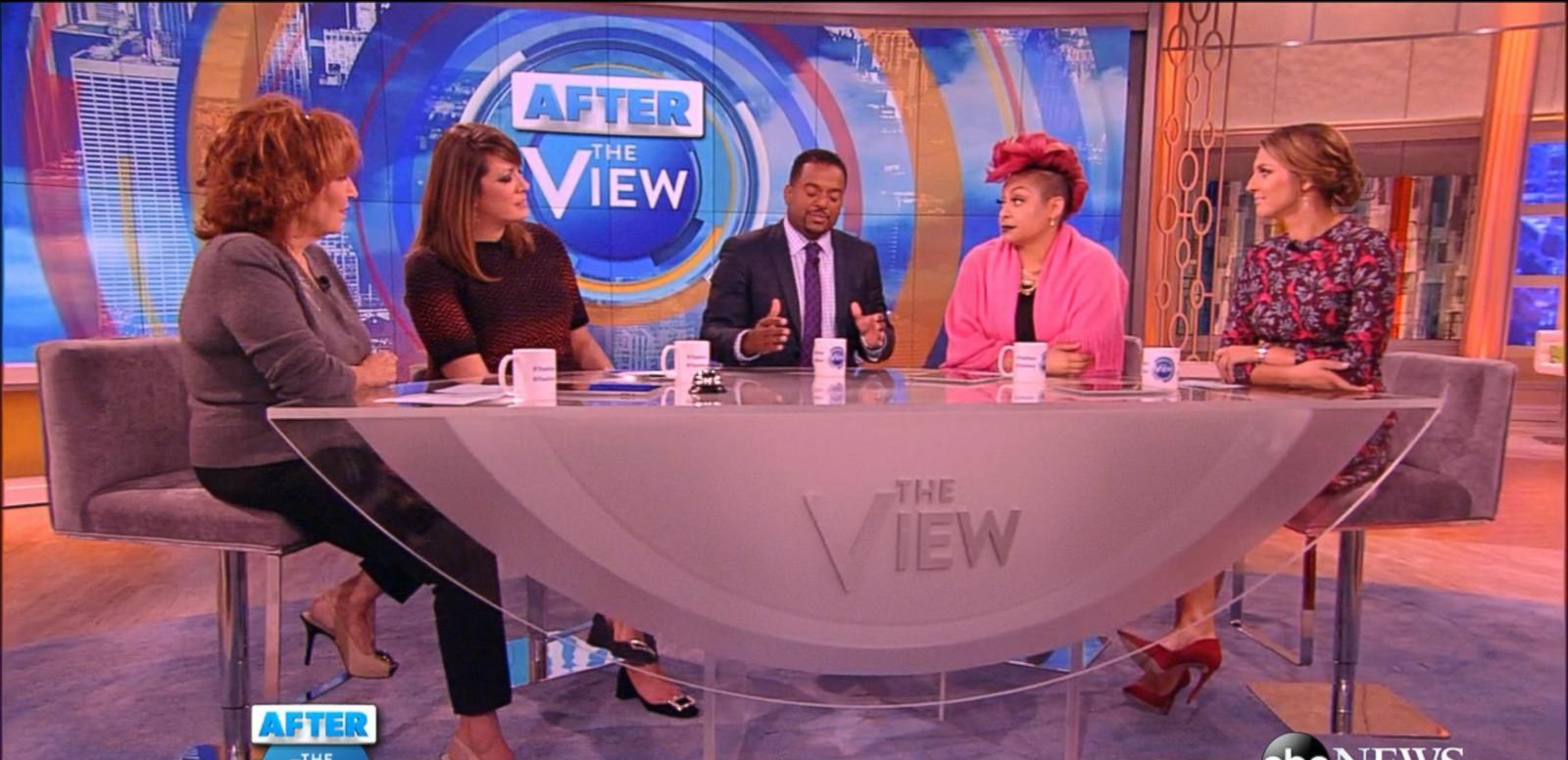 VIDEO: After The View: October 8, 2015