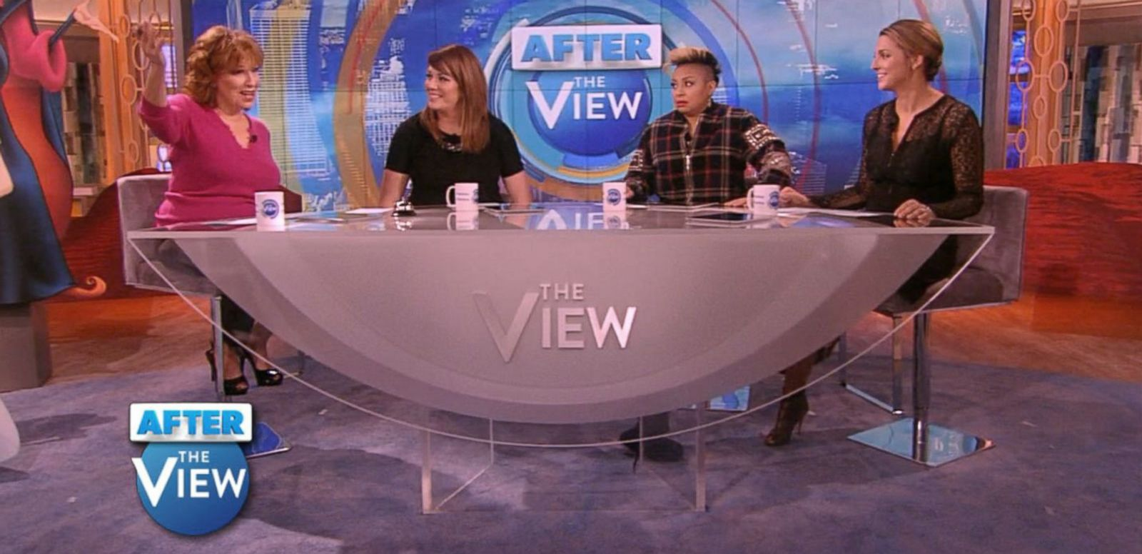 VIDEO: After The View: October 13, 2016