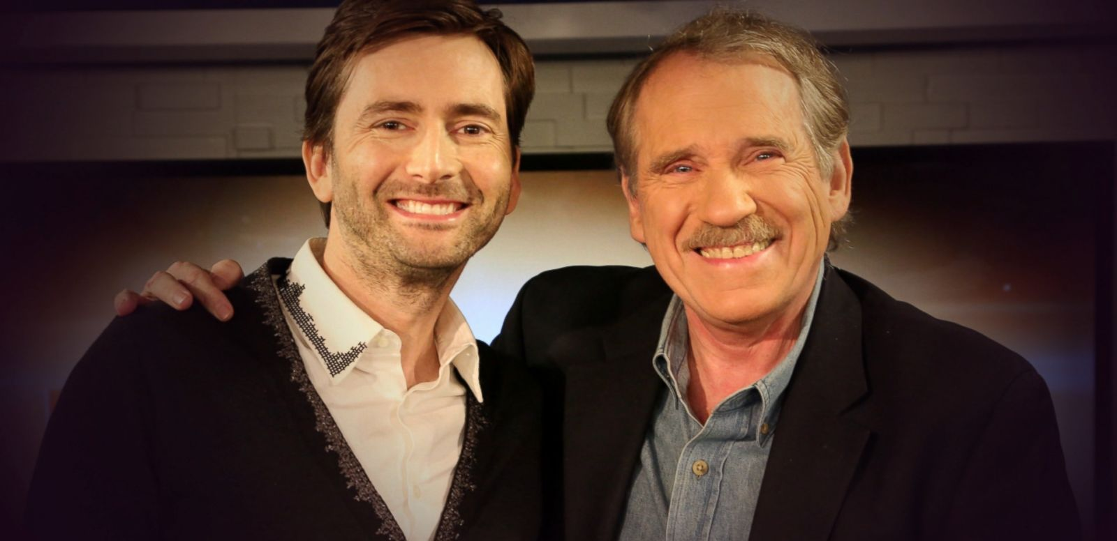 VIDEO: David Tennant on his new role as Dr. Kilgrave